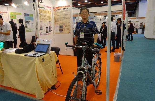 工管系吳家宏老師榮獲2017台北國際發明暨技術交易展銀牌